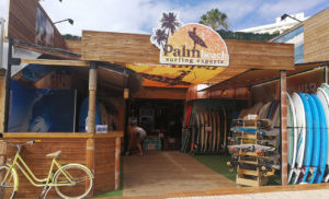 Surf Shop & School in Playa de las Americas – Tenerife – Islas Canarias