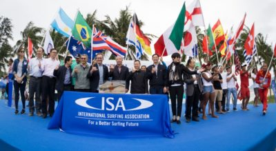 Record-breaking Edition of ISA World Longboard Surfing Championship Inaugurated in…